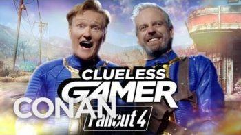 Conan Plays Fallout 4