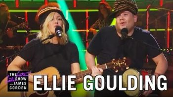 Ellie Goulding Performs 'Love Me Like You Do' In Different Music Genres