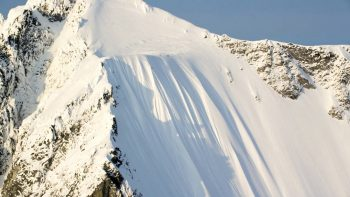 Skier Falls 1,600 Feet Down Mountain, Miraculously Survives