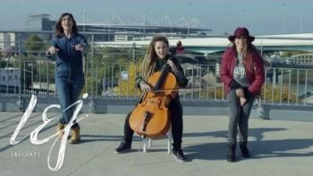 French Trio Perform Stunning Hip Hop A Cappella Mash up