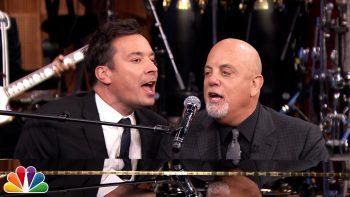 Jimmy Fallon And Billy Joel Sing Beast Of Burden