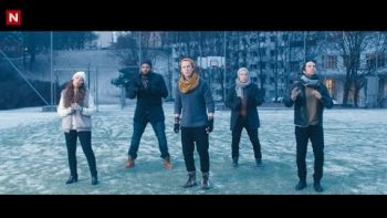 Ylvis Pokes Fun At A Capella Groups