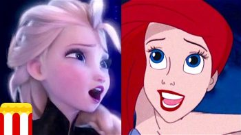 Disney Princesses Singing In Their Original Language
