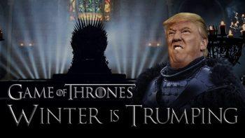 Donald Trump Game Of Throne Parody