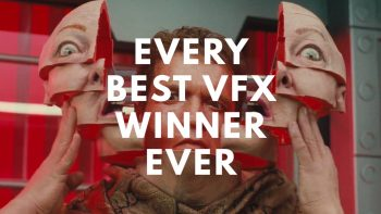 Every Best Visual Effects Winner Ever