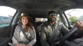 Jerry Rice Picks Up Unsuspecting Riders For Lyft