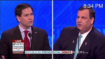 Marco Rubio Repeats The Same Line Four Times At Debate