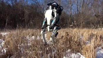 Next Generation Bipedal Atlas Robot