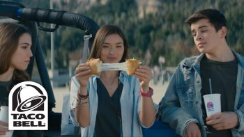 Taco Bell 'Bigger Than' Super Bowl Commercial