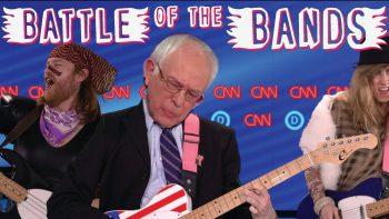Bernie Sanders VS Hillary Clinton Auto Tune Mash Up