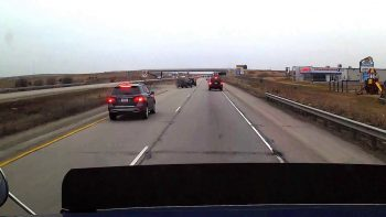 Dash Cam Video Demonstrates Why You Shouldn't Tailgate Or Brake Check