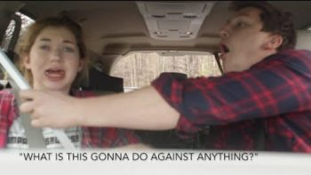 Brothers Pranks Little Sister of Zombie Apocalypse