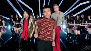 Conan Stars In Korean KPop Music Video