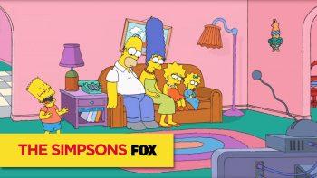 Disney Version Of The Simpsons Intro