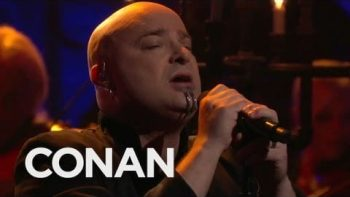 Disturbed's David Draiman Sings The Sound Of Silence