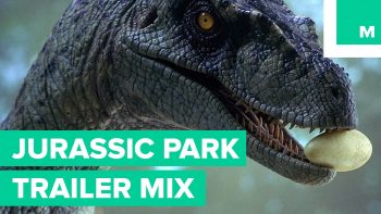 'Jurassic Park'As A Nature Documentary