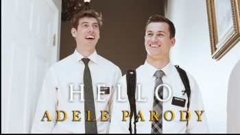 Mormon Missionary Parody Of Hello By Adele
