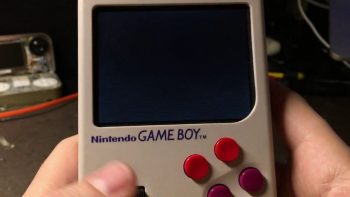 Nerd Mods Original Gameboy In Ultimate Emulator Machine