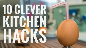 Clever Kitchen Life Hacks