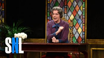 Dana Carvey Is The Church Lady On SNL