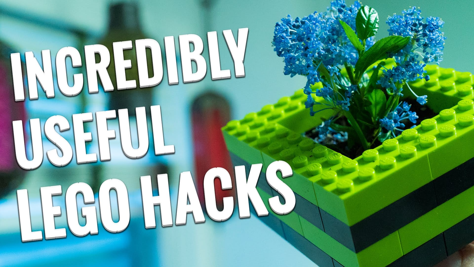 Fun Lego Life Hacks - Viral Viral Videos
