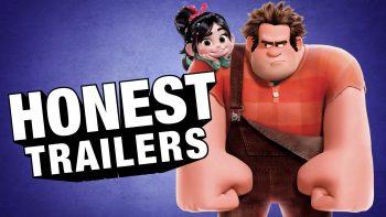 Honest Trailer Of Wreck-It Ralph