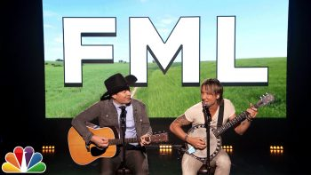 Jimmy Fallon And Keith Urban Sing Stories From FMyLife.com