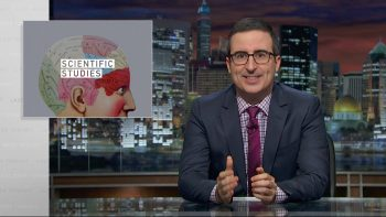 John Oliver On Scientific Studies