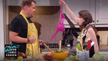 Anna Kendrick And James Corden Go Over Relationship Through Pop Songs
