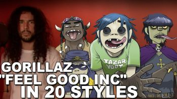 Feel Good By Gorillaz In 20 Different Music Styles