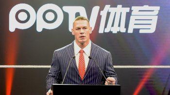 John Cena speaking Mandarin