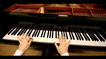 Pianist Wears GoPro While Playing