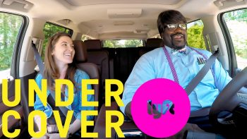 Shaquille O'Neal In Countless Costumes Drives For Lyft