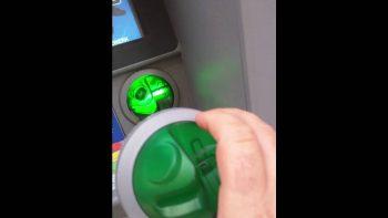 Tourist Discovers ATM Skimmer In Vienna