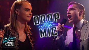 Cara Delevingne And Dave Franco Have An Epic Rap Battle