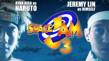 If Jeremy Lin Was In Space Jam