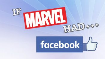 If Marvel Had Facebook