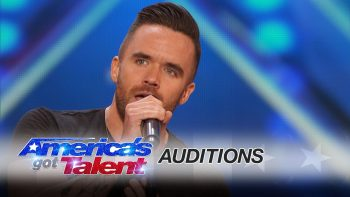 Singer Performs Epic Cover Of 'Somebody To Love' On America's Got Talent