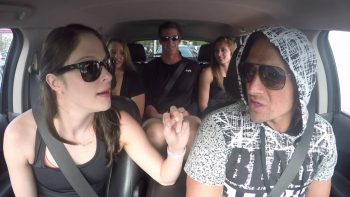 2016 USA Olympic Swim Team Sings In The Car