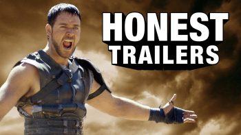 Honest Trailer Of Gladiator