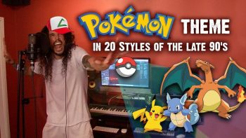 Pokemon Theme Song Covered In 20 1990's Styles