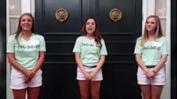 Sorority Girls Chanting Will Terrify You