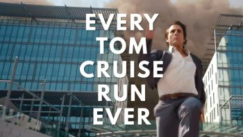 Every Tom Cruise Run. Ever.