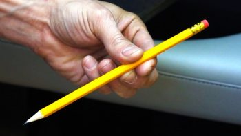 How To Start A Fire With A Pencil