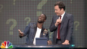 Jimmy Fallon Plays 'Would You Rather' with Kevin Hart