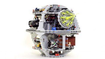 Super Smooth Lego Death Star Stopmotion