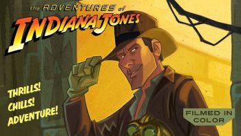 The Animated Adventures of Indiana Jones