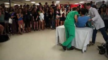 Boy Goes Into Labor At School Prom Proposal
