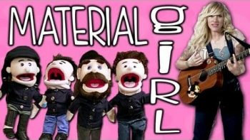 Walk Off The Earth Covers 'Material Girl'