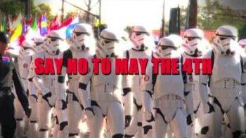 Empire's Anti-May The 4th Holiday PSA